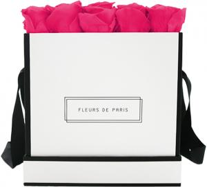 Collection Infinity Hot Pink Grand blanc - anguleux