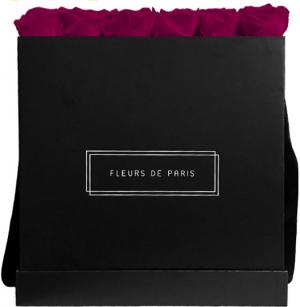 Collection Infinity Latin Cherry Luxe noir - anguleux