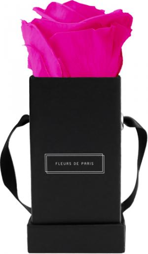 Collection Infinity Hot Pink Mini noir - anguleux