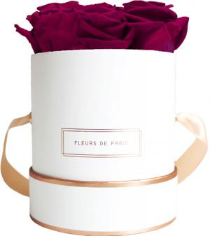 Collection Rosé Gold Latin Cherry Petit blanc - rond