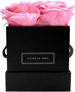 Collection Infinity Baby Pink Petit noir - anguleux